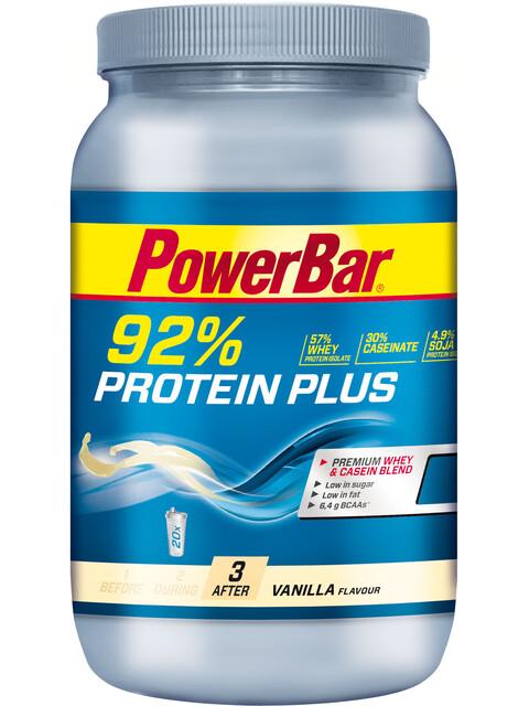 PowerBar ProteinPlus 92% - Nutrition sport - Vanilla 600g